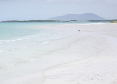 Beach North Uist by Keith Gordon