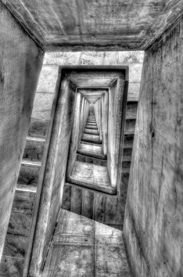 Barrakka Steps by David Blowers
