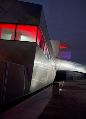 Imperial War Museum, Manchester by Jack Fuller