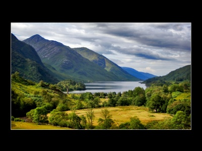 Glenfinnan by Howard Bristol