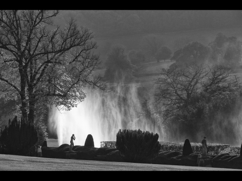 Chatsworth by Margaret Davison