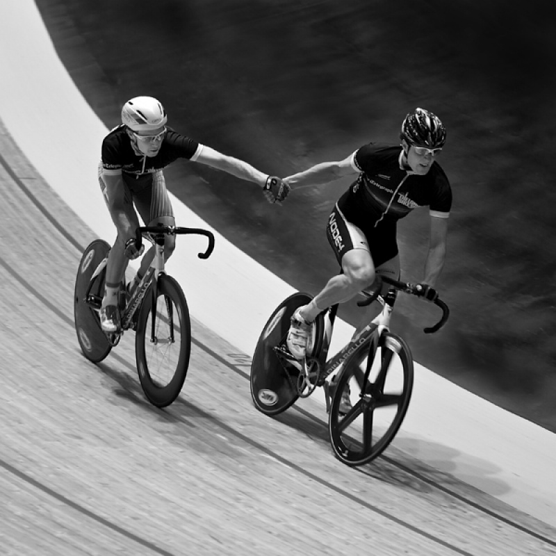 Cycling Revolution by Ross Baker