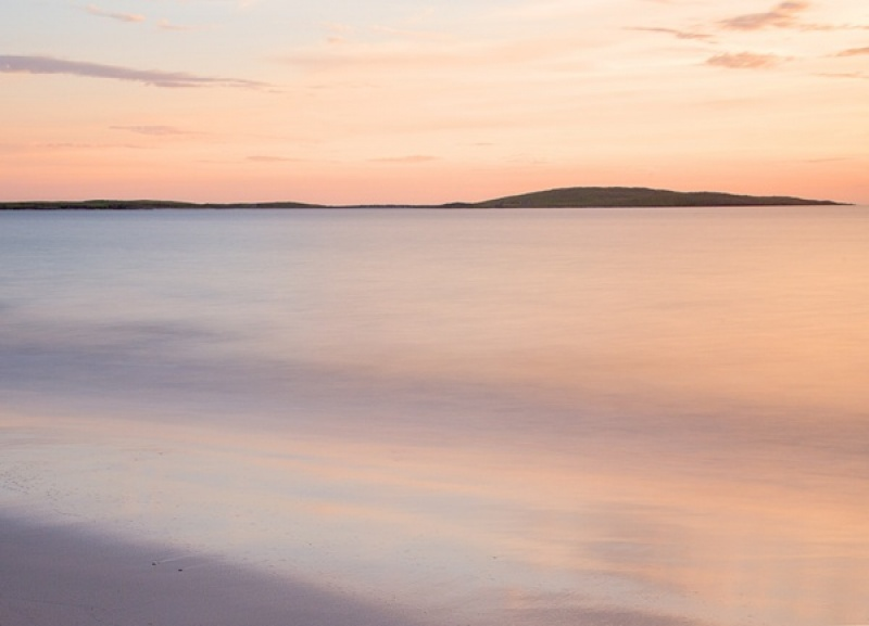 Hebridean Pastels by Keith Gordon