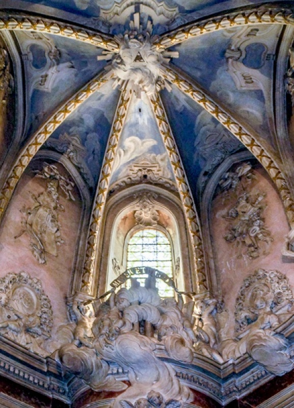 Albi Cathedral Ceilings by Brian Barfoot