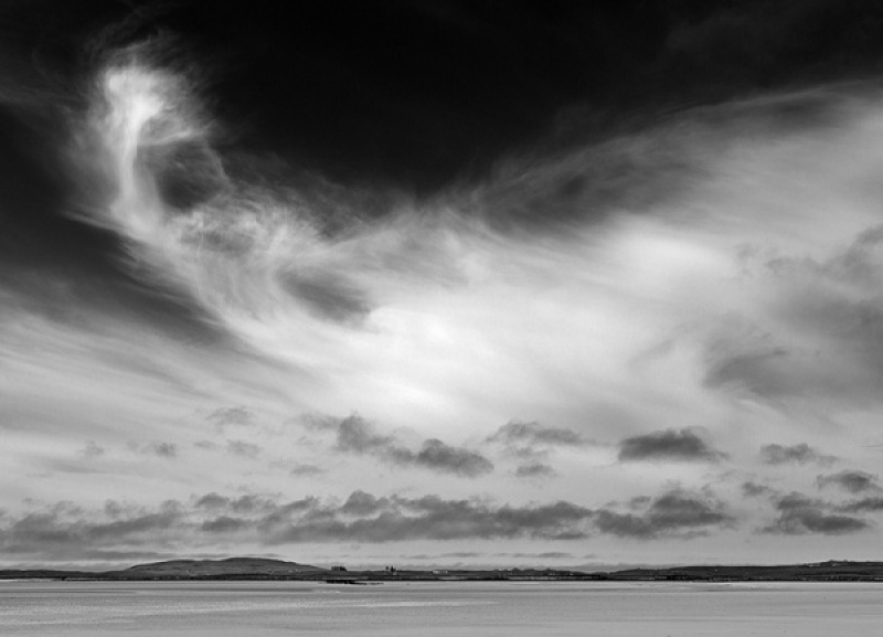 Approaching Warm Front Outer Hibrides by Keith Gordon
