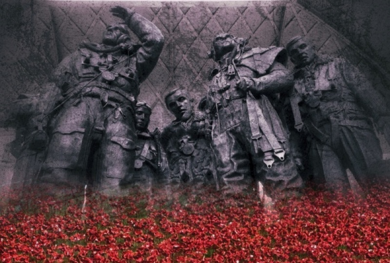 WE WILL REMEMBER THEM by Brian Bristol