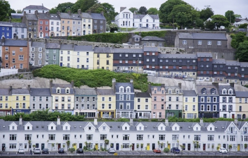 LITTLE BOXES COBH by Rosy Bateman
