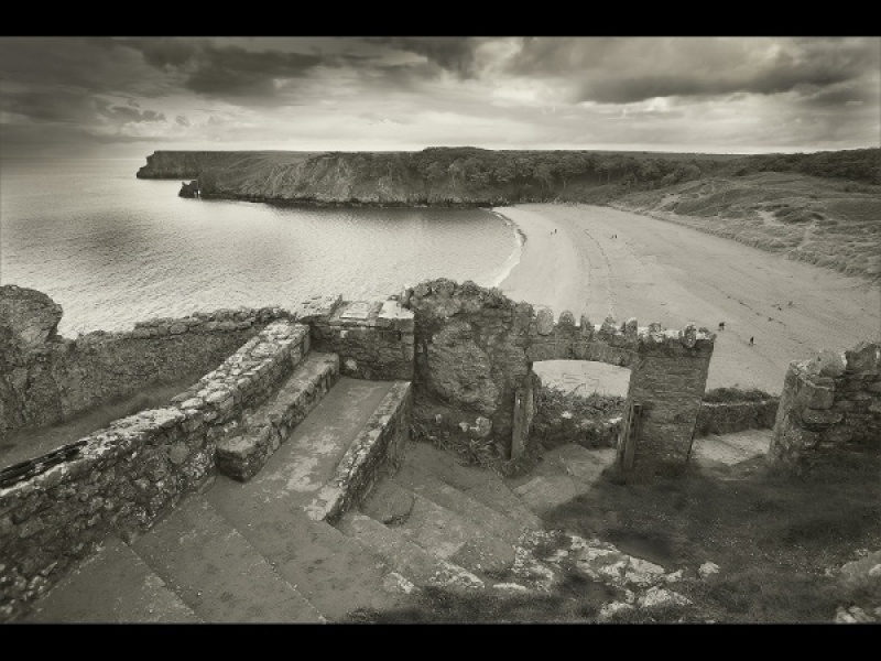 BARAFUNDLE BAY by james chapman