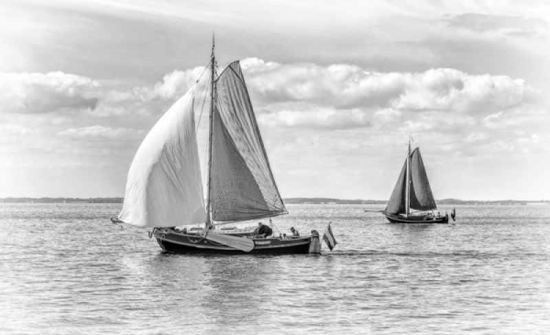 SAILING BY by Pete Roberts
