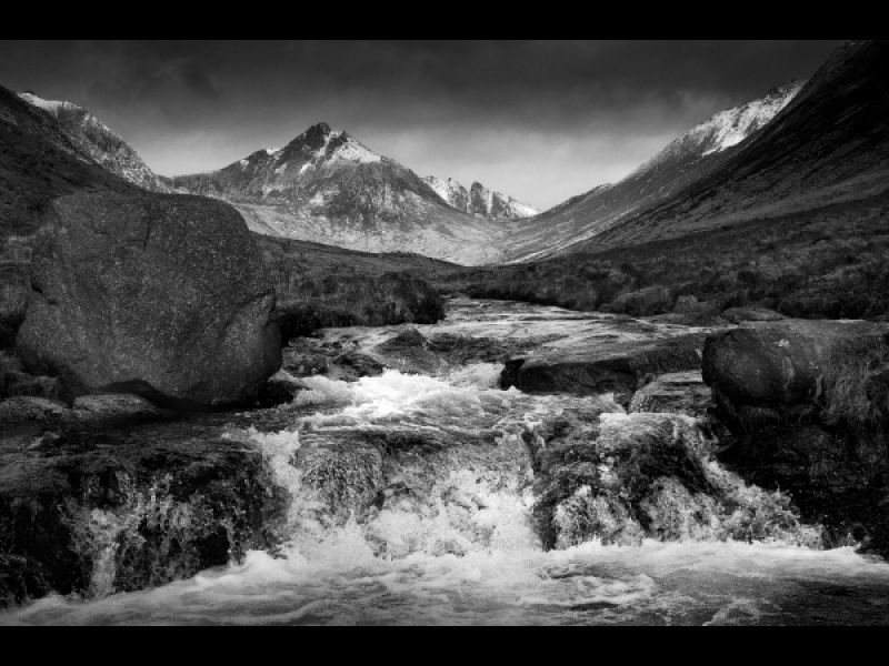 ROSA BURN WITH CIR MHOR BEYOND by Ken Lomas