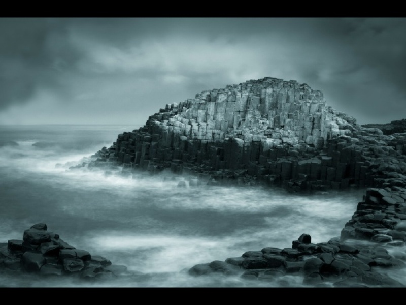 GIANT'S CAUSEWAY by Diane Thurlow