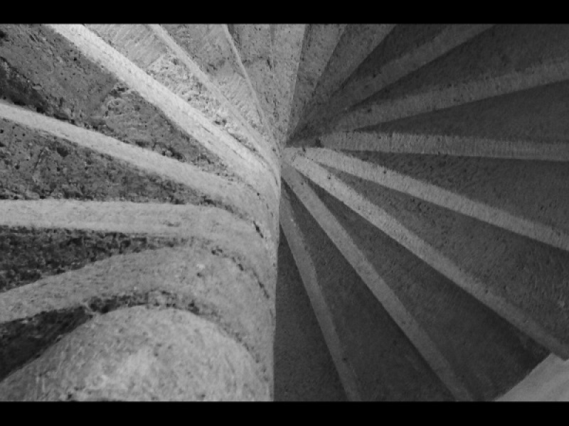 STONE SPIRAL by Brian Barfoot