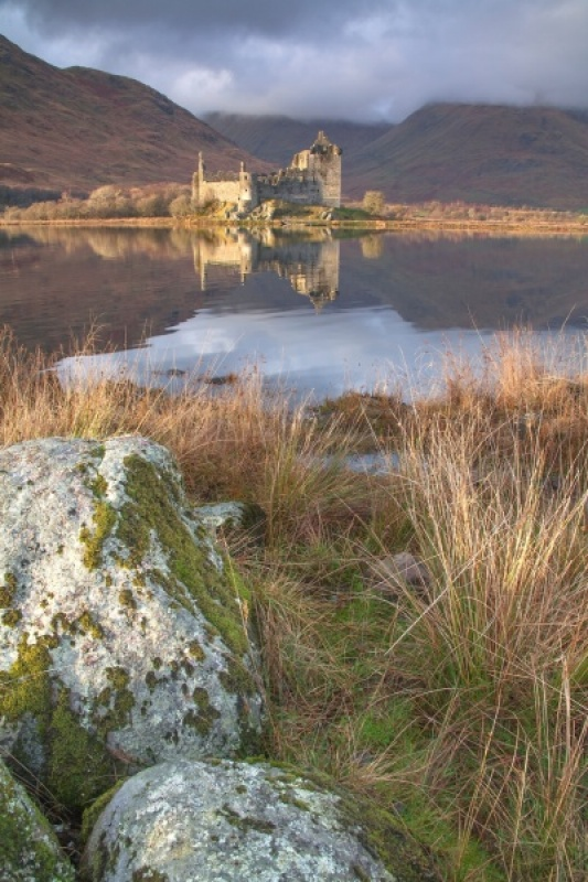 Kilchurn Castle by James Chapman