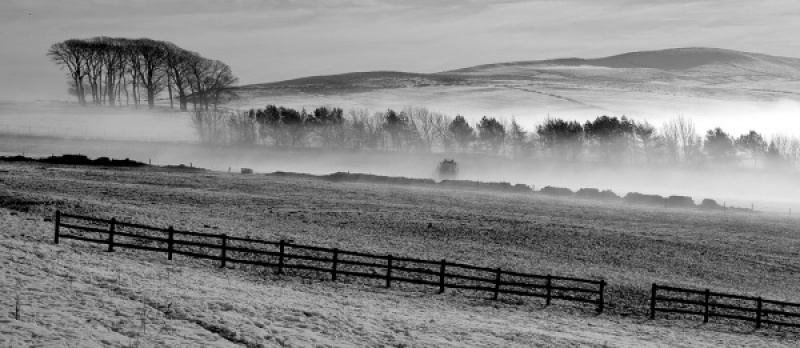 INVERSION OVER POTT SHRIGLEY by Lynne McPeake