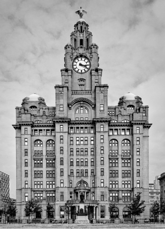 THE LIVER BUILDING by Keith Gordon