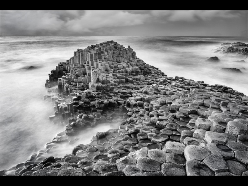 GIANTS CAUSEWAY by Cheryl Greenwood