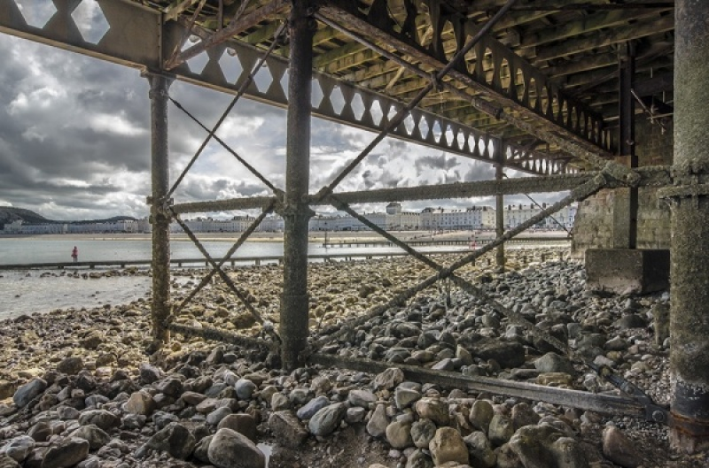 UNDER THE BOARDWALK by Simon Youd
