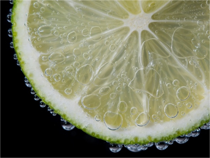 LIME & SODA by Ross Baker