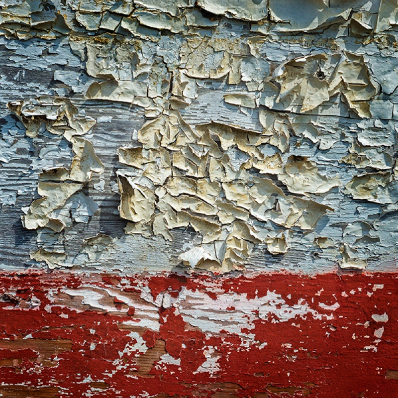 PEELING PAINT by Cheryl Greenwood