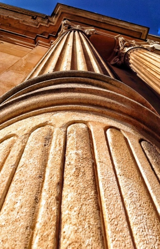 Towering Column By Brian Bristol 45A