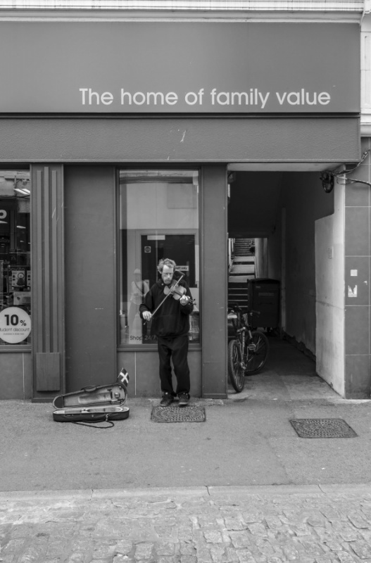 STREET VALUE by Simon Youd