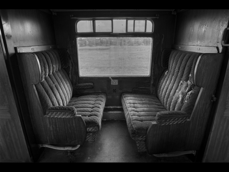 THE ABANDONED CARRIAGE by James Street