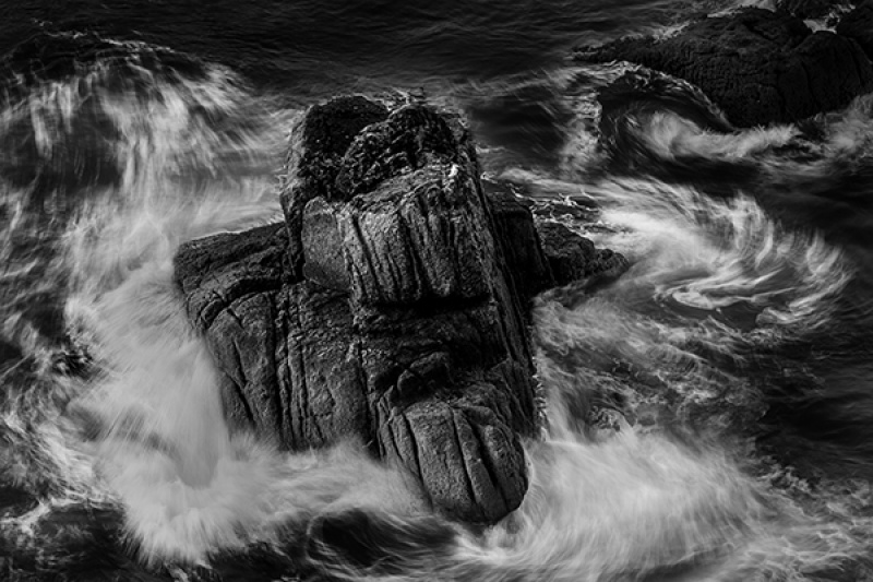ROCK WIND AND WAVES by Philip Thompson