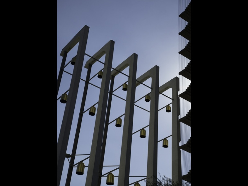 MULTI CHIMES by Malcolm Blackburn