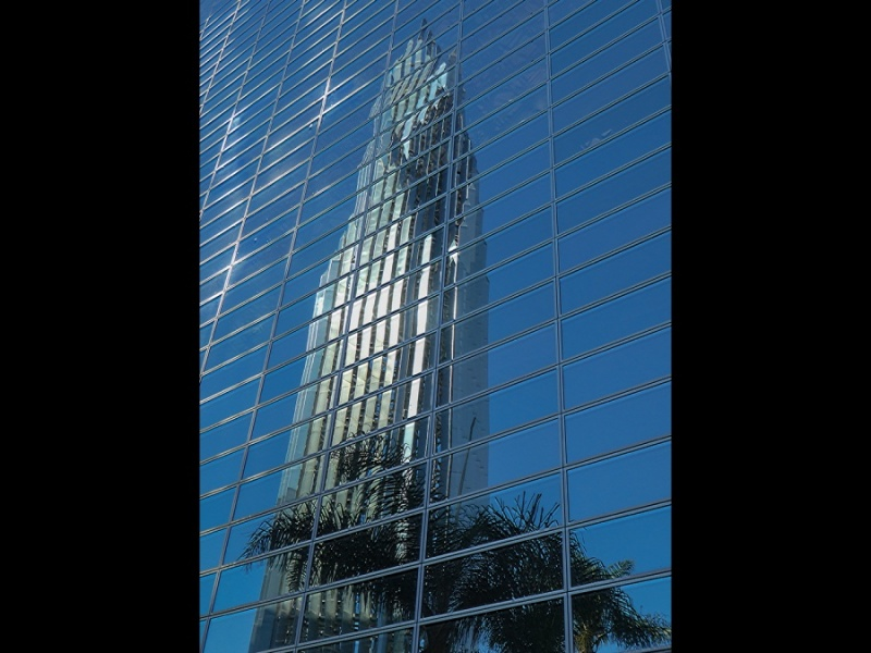 CRYSTAL CATHEDRAL by Jennifer Blackburn