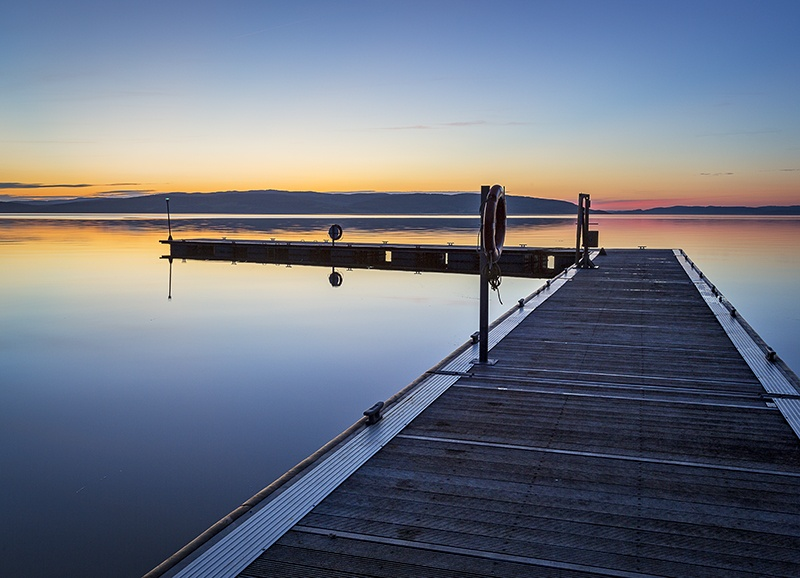 LANDING STAGE by Keith Gordon