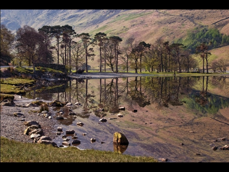 BUTTERMERE by Rodg Holden