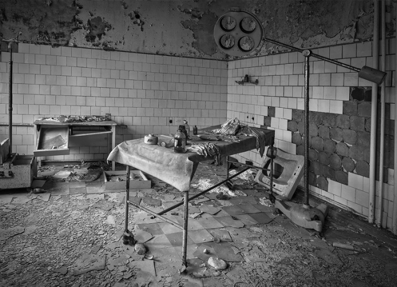 REMNANTS OF CHERNOBYL (1) by James Street