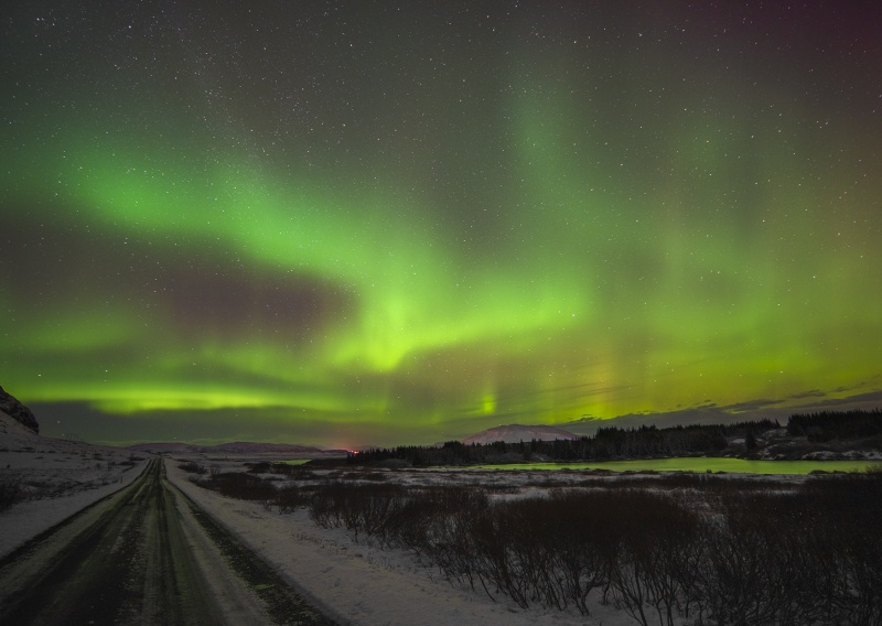 THE NORTHERN LIGHTS By James Street
