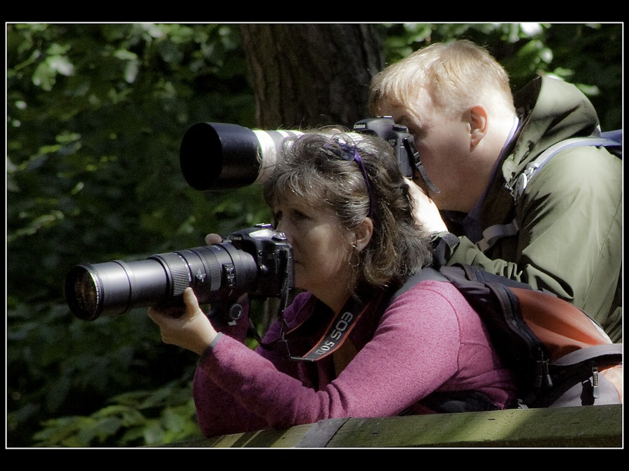 THE DECISIVE MOMENT by Bob Wade