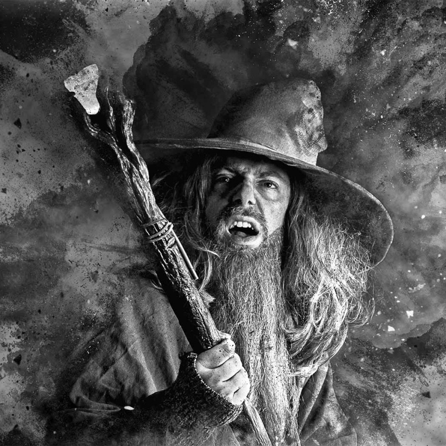 GANDALF by Caroline Claye