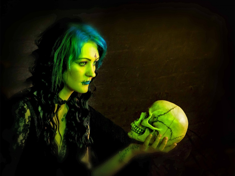ALAS POOR YORICK by Steve Claye