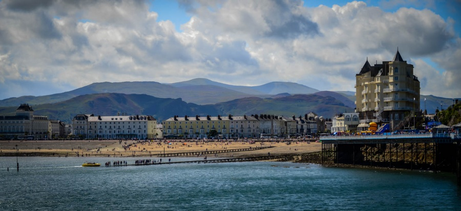 LLANDUDNO by Terry Walker