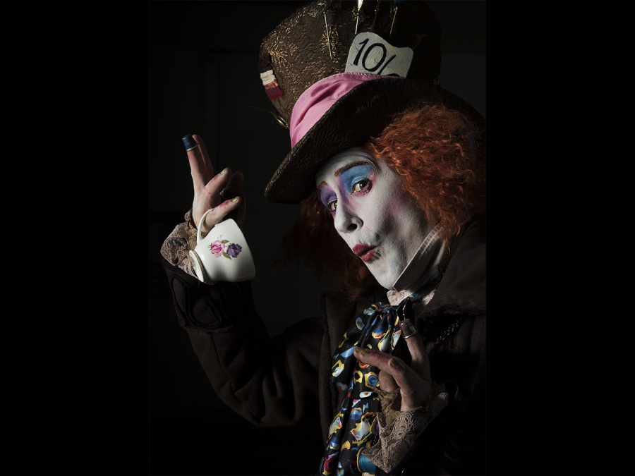 THE MAD HATTER by Charlotte Nuttall