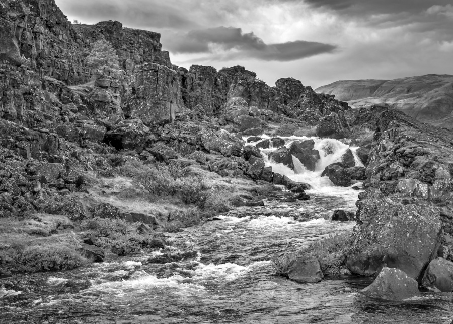 THINGVELLIR ICELAND by Terry Walker