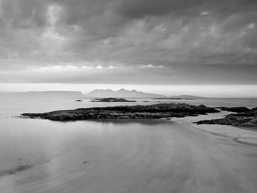 RHUM VIEW by Nick Chalkley