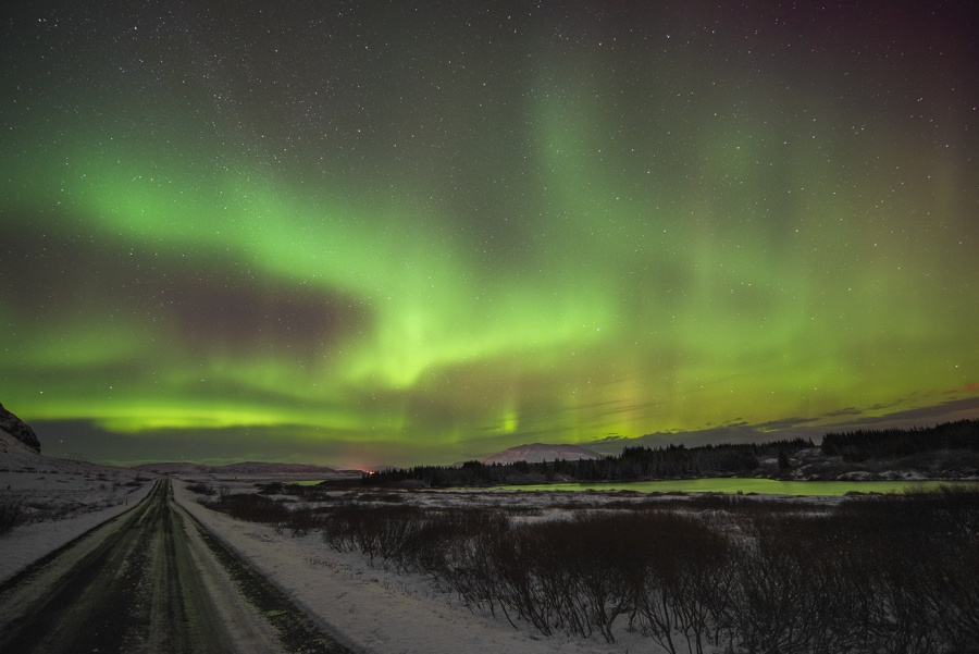 NORTHERN LIGHTS by James Street