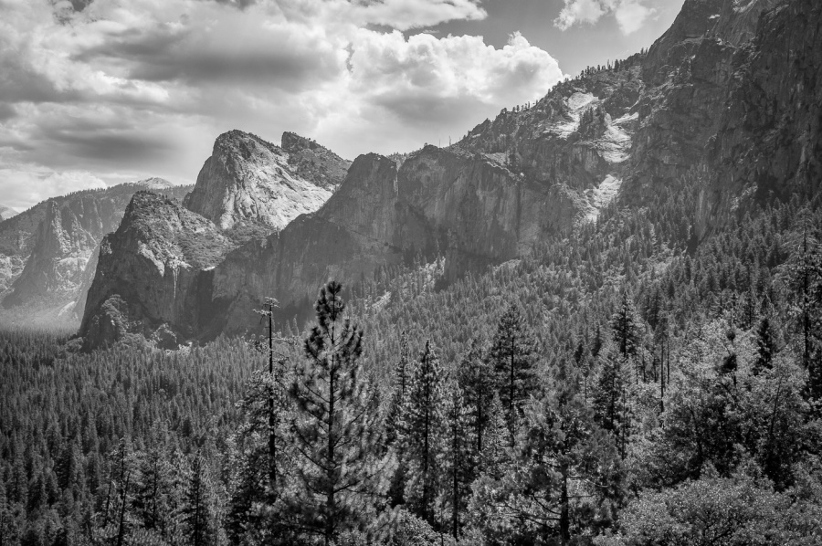 TUNNEL VIEW YOSEMITE 3 by Chris Evans