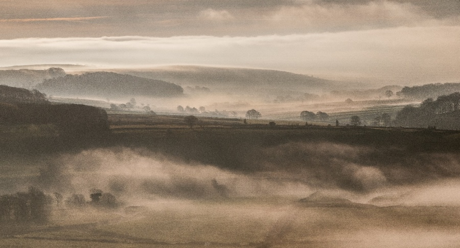 2 MORNING MISTS by John Jackson