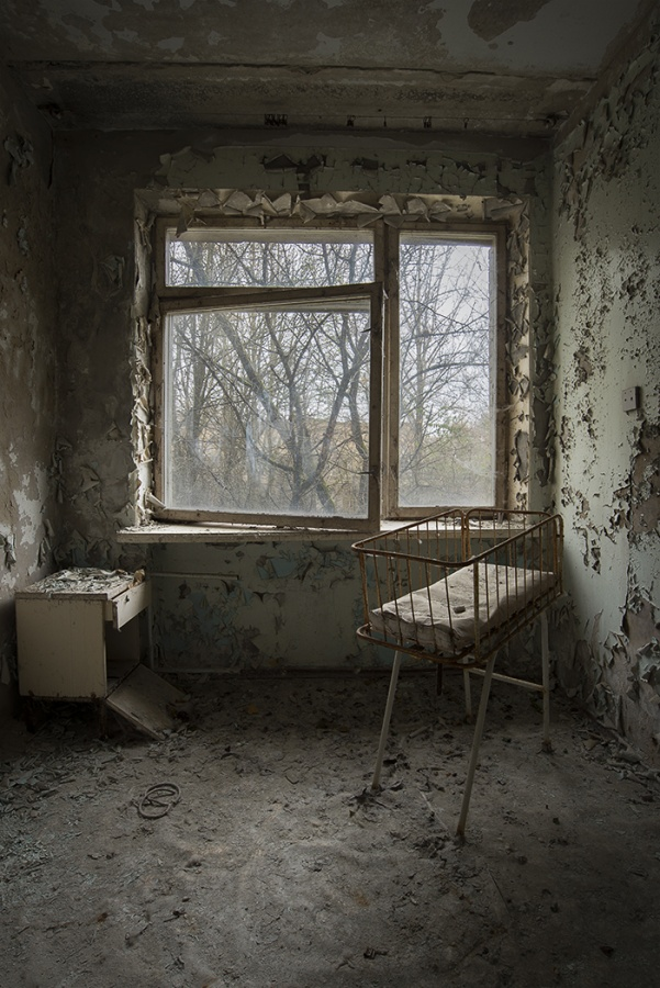 INSIDE CHERNOBYL 3 by James Street
