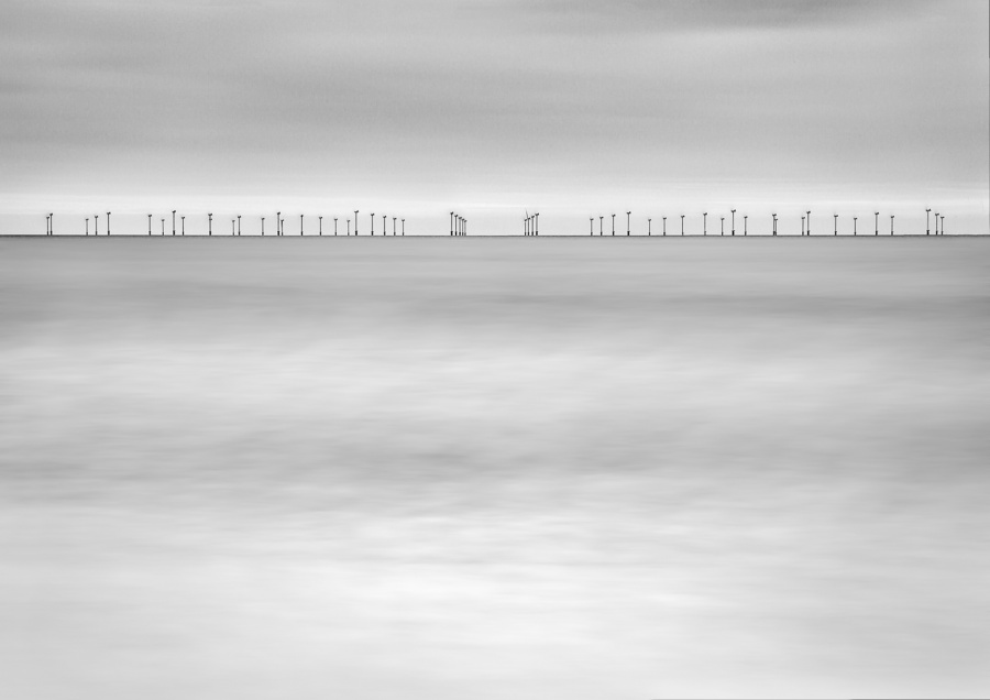NORTH SEA ARRAY by Keith Gordon