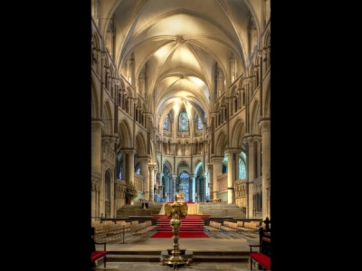Trinity Chapel, Cantebury Cathedral by Ken Lomas