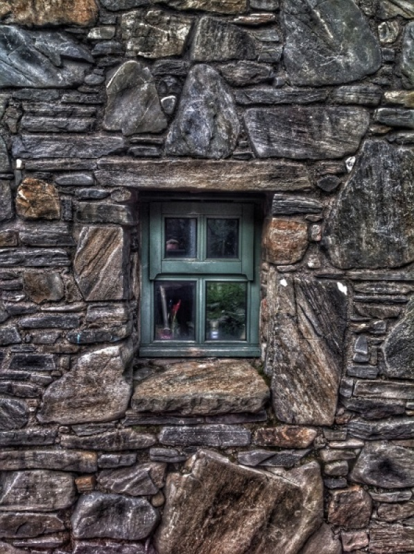 BOTHY WINDOW by Brian Bristol