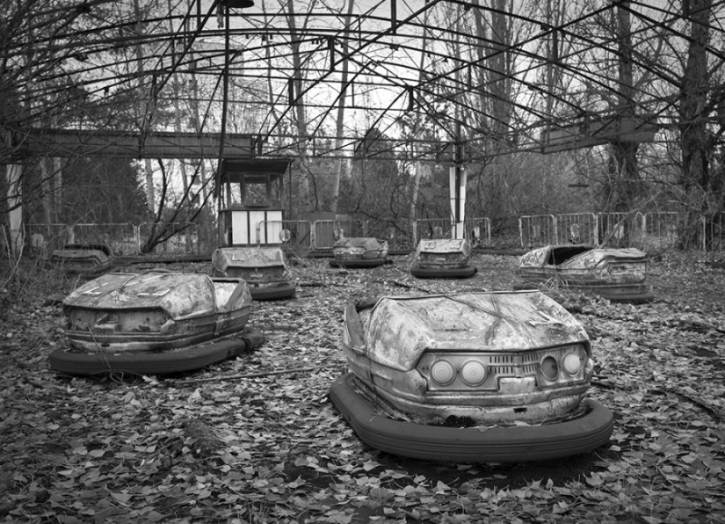 REMNANTS OF CHERNOBYL (2) by James Street