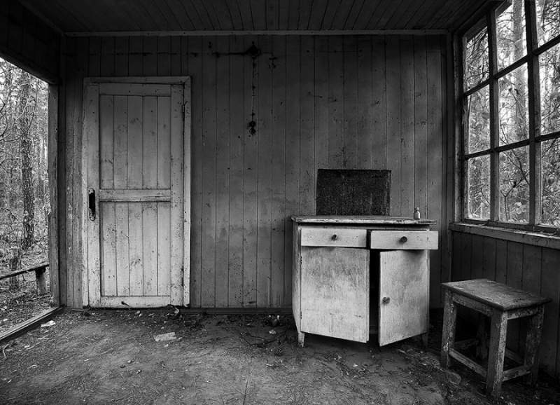THE TOWN DESTROYED BY RADIATION, CHERNOBYL (2) by Charlotte Nuttall