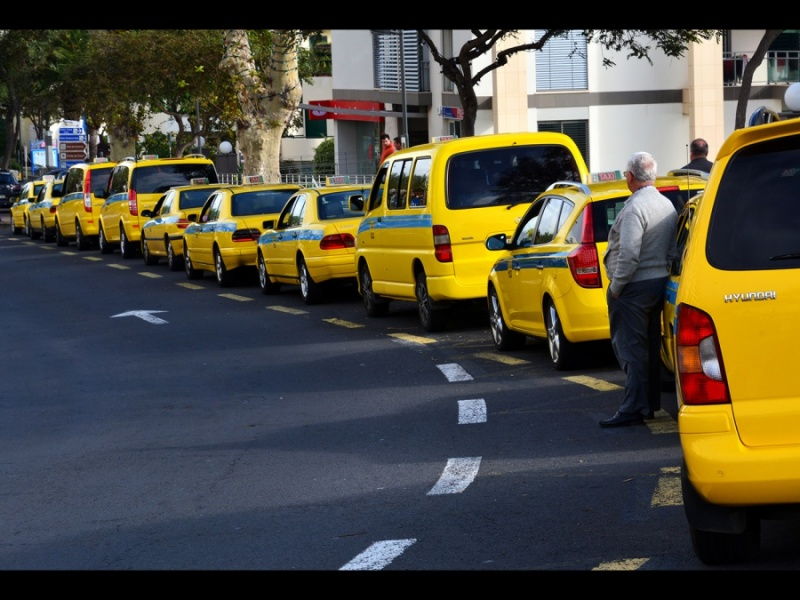TAXI RANK WHEN WILL IT BE MY TURN by Desi Lander